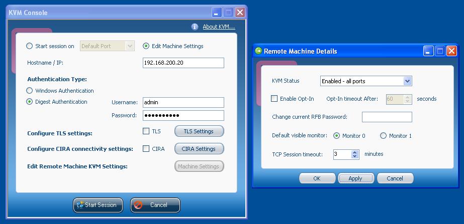 Using Intel AMT's VNC server | Michael Kuron's Blog